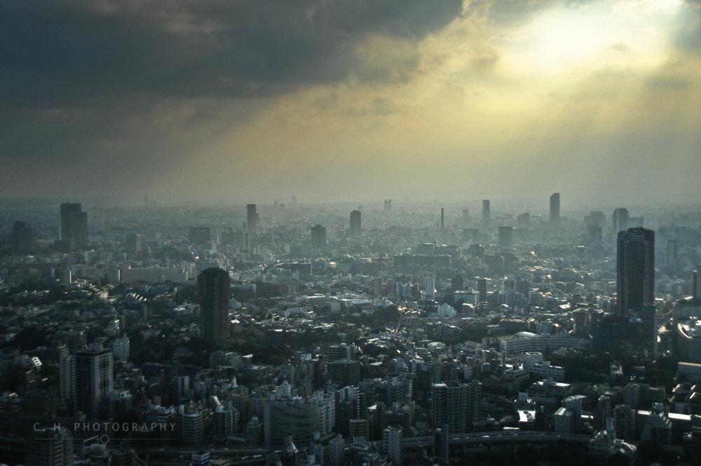Endless Skyline - Tokyo, Japan
