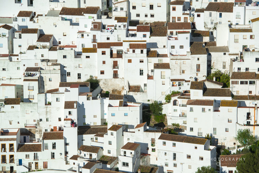 Andalusian Village - Casares, Spain