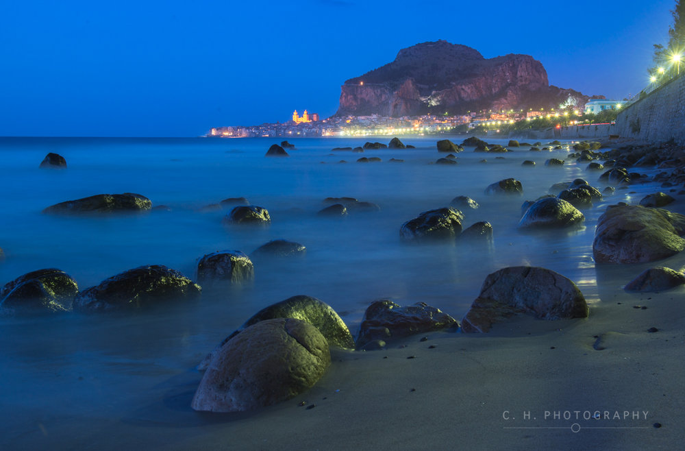 North Coast of Sicily - Cefalu, Italy