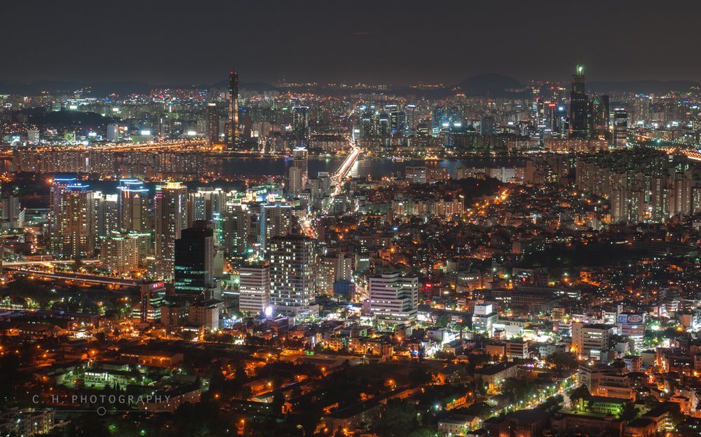 Vast City - Seoul, South Korea