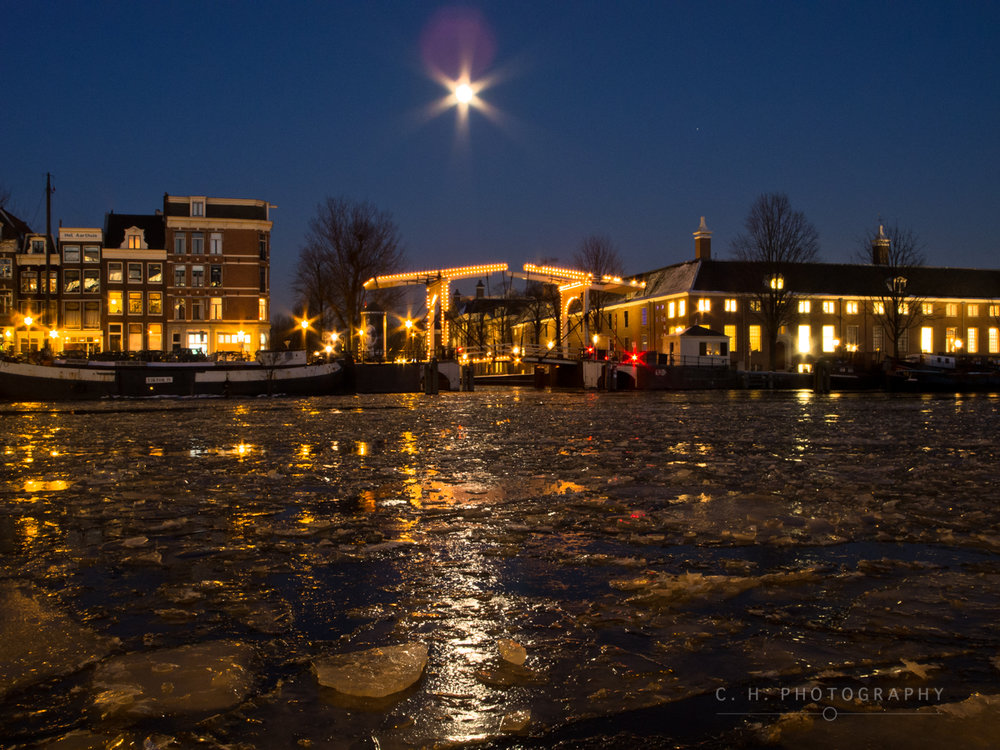 Amstel Ice - Amsterdam, The Netherlands