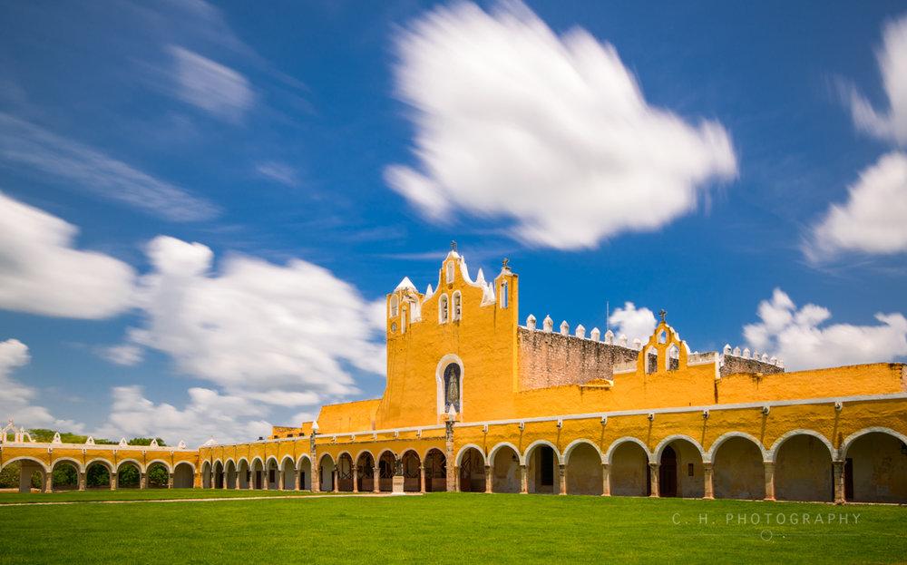Convento de San Antonio de Padua - Izamal, Mexico