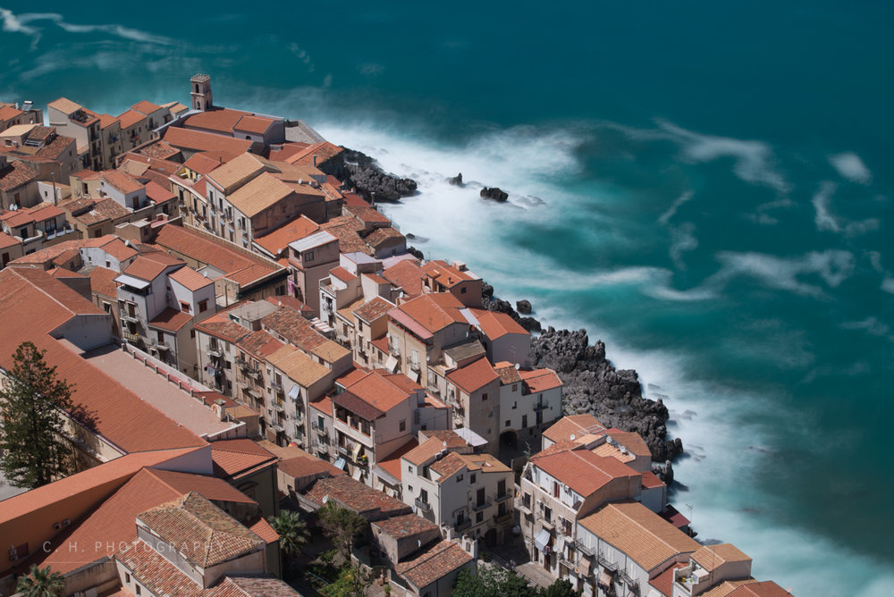 Sicilian FishingVillage - Cefalu, Italy