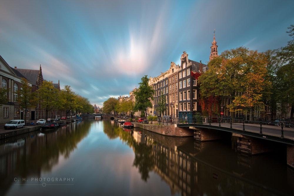 Kloveniersbuwal - Amsterdam, The Netherlands