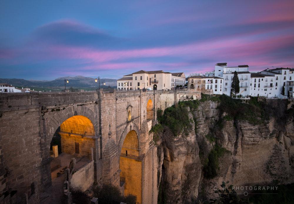 El Puente Nuevo - Ronda, Spain