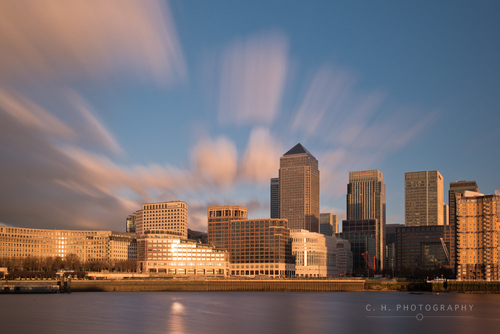 The Canary Wharf - London, UK