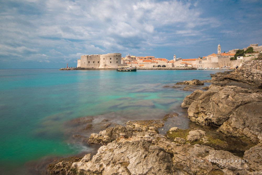 Adriatic Water - Dubrovnik, Croatia