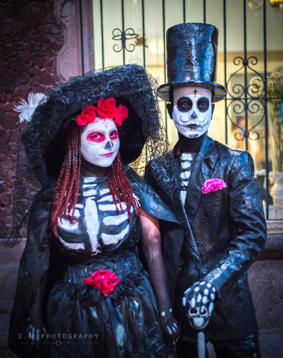 The Day of The Dead - Guadalajara, Mexico