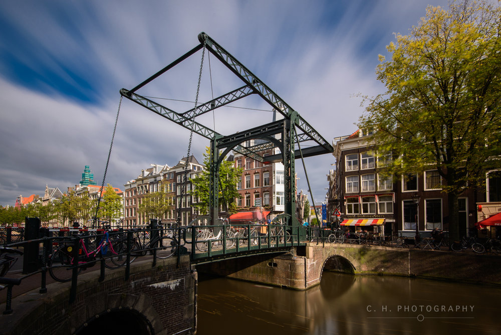 The Aluminium Bridge
