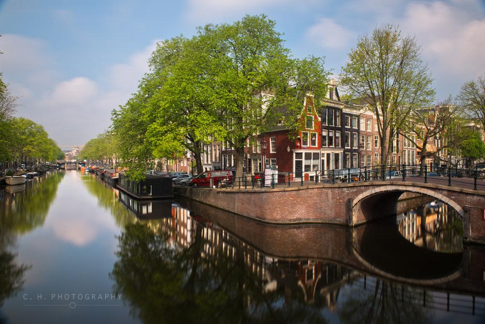 Prinsengracht Morning