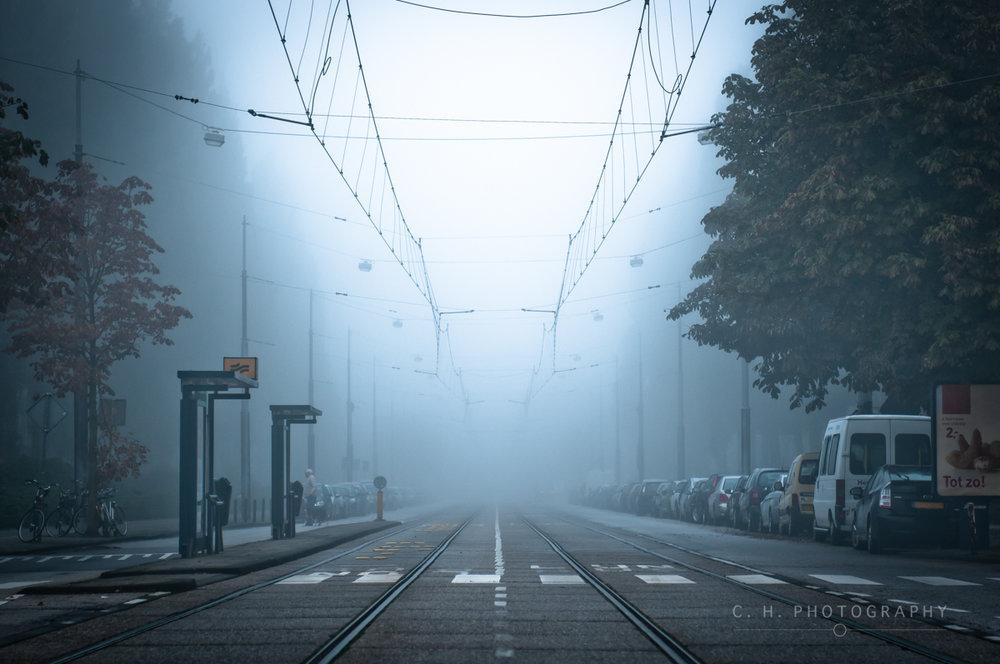 Rooseveltlaan Fog