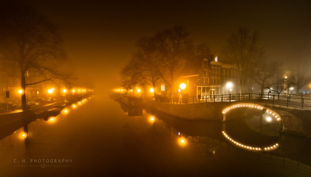 Prinsengracht Fog