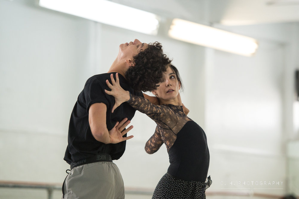 Tamara Rojo and Isaac Hernandez