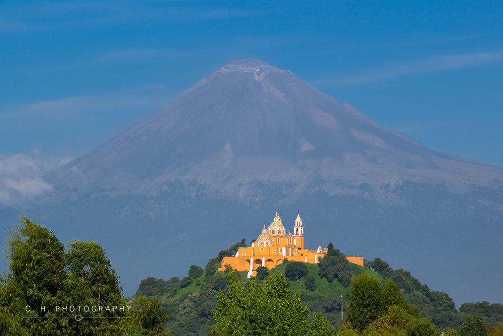 Cholula - Mexico