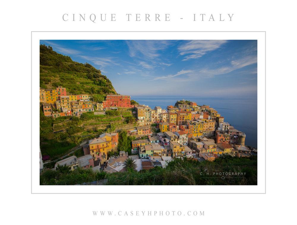 Manarola - Cinque Terre - Liguria