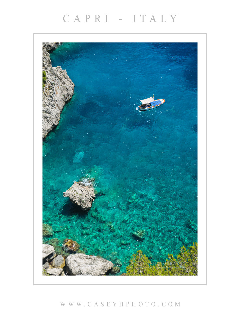 Capri - Campania - Italy