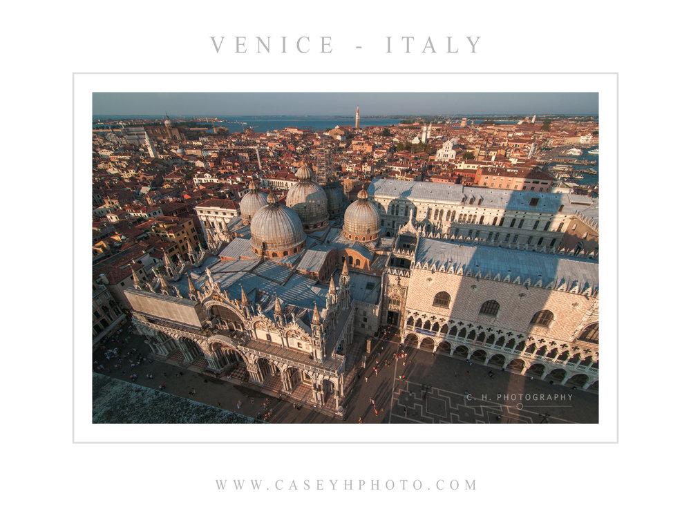 Saint Mark's Basilica - Venice - Veneto - Italy
