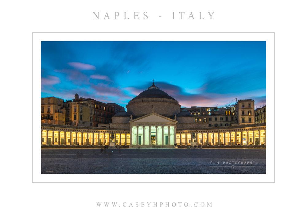 San Francesco di Paola - Naples - Campania - Italy