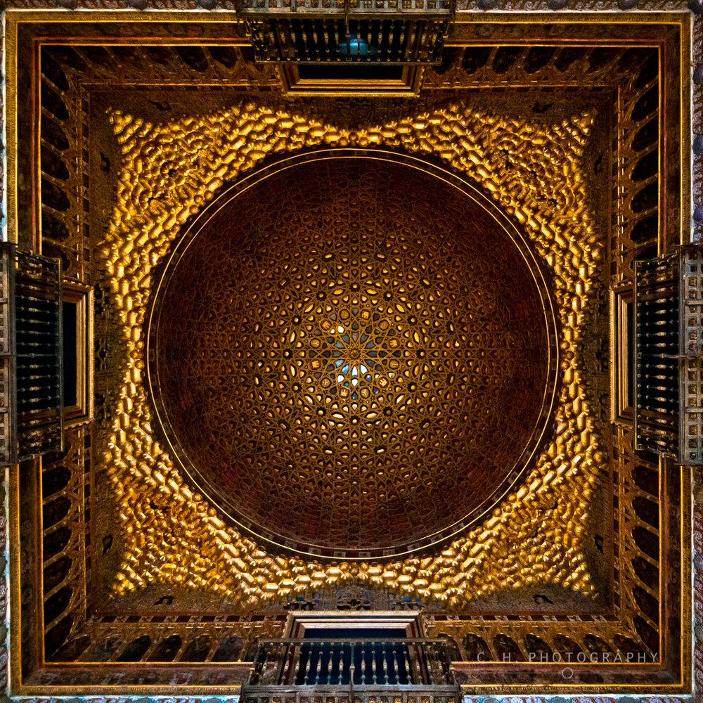 Alcazar Ceiling