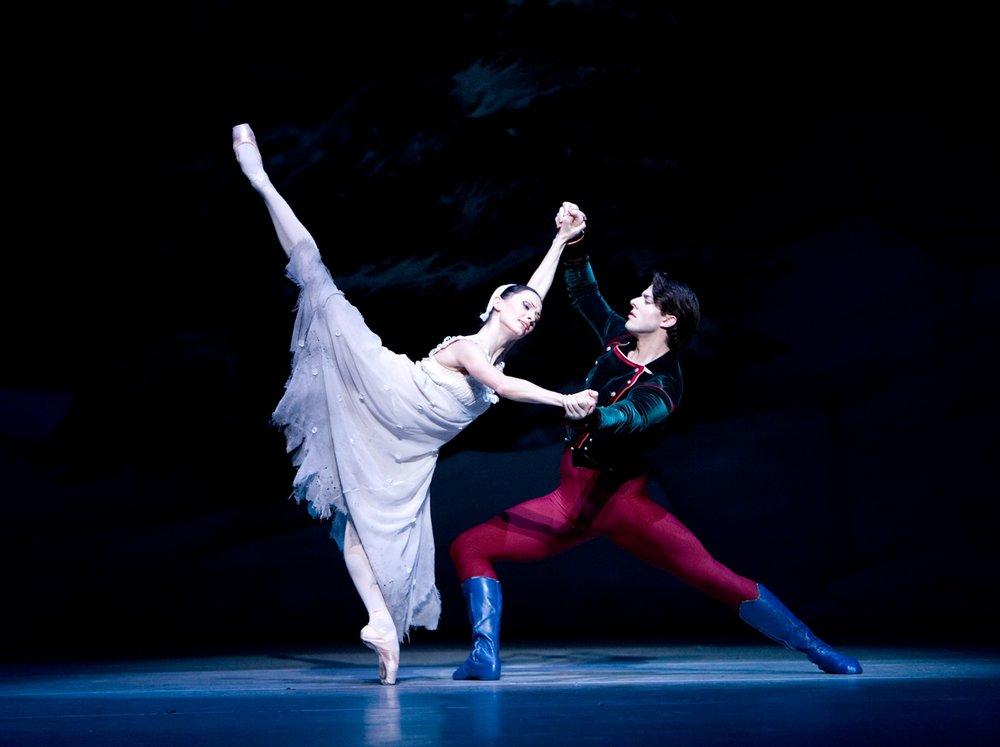 Ballet - Bio + CV