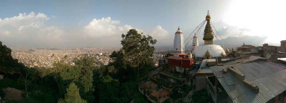 Kathmandu Pano