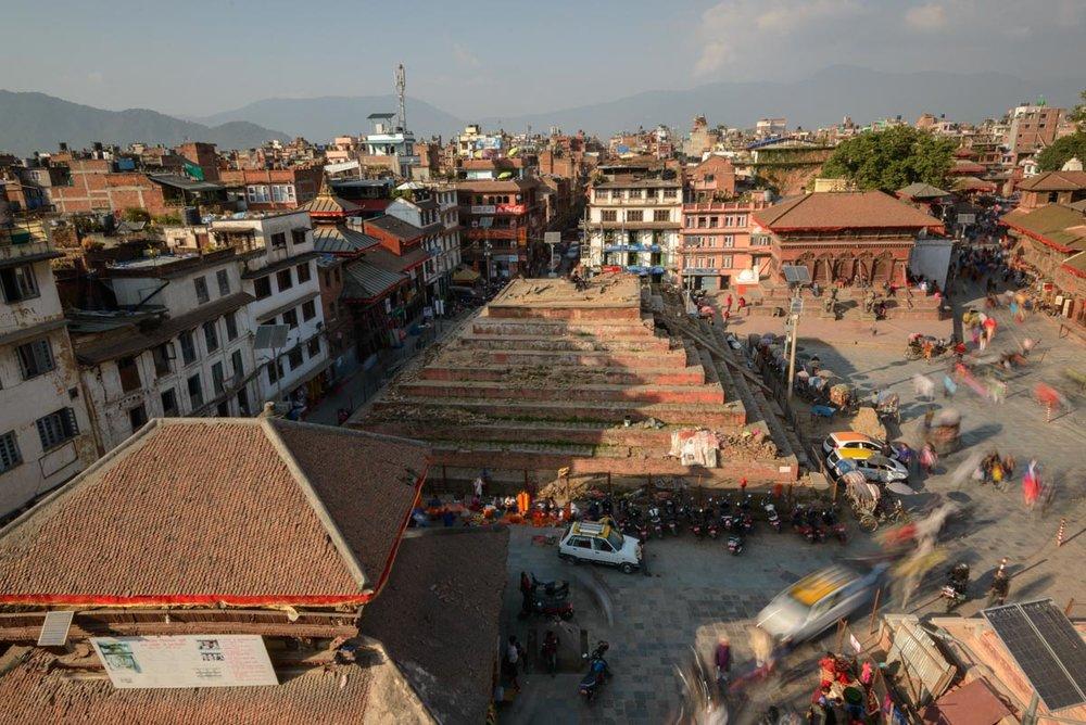 Durbar Square - Kathmandu, Nepal - 2018