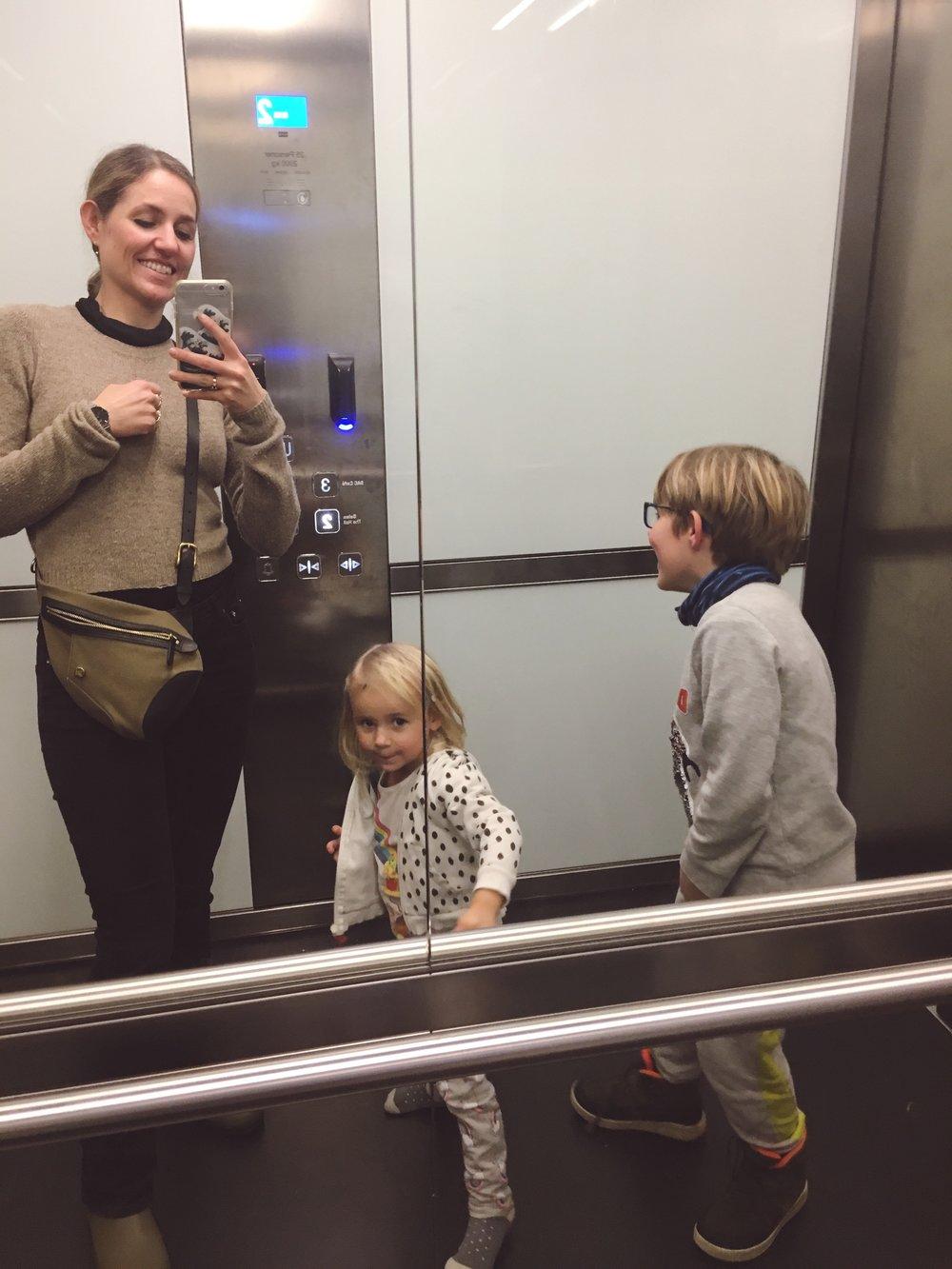 Weekenden med mine børn. <3