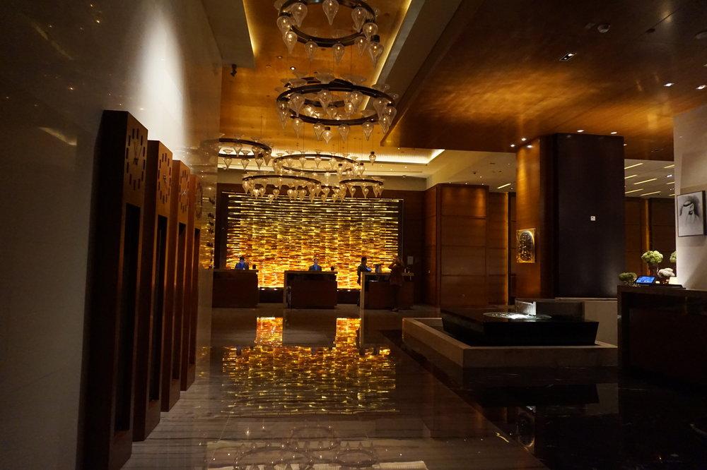 abu dhabi rosewood hotel