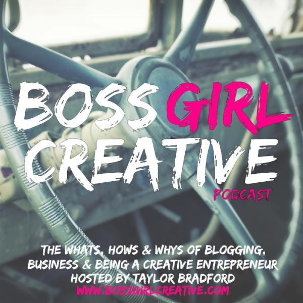 boss girl creative podcast