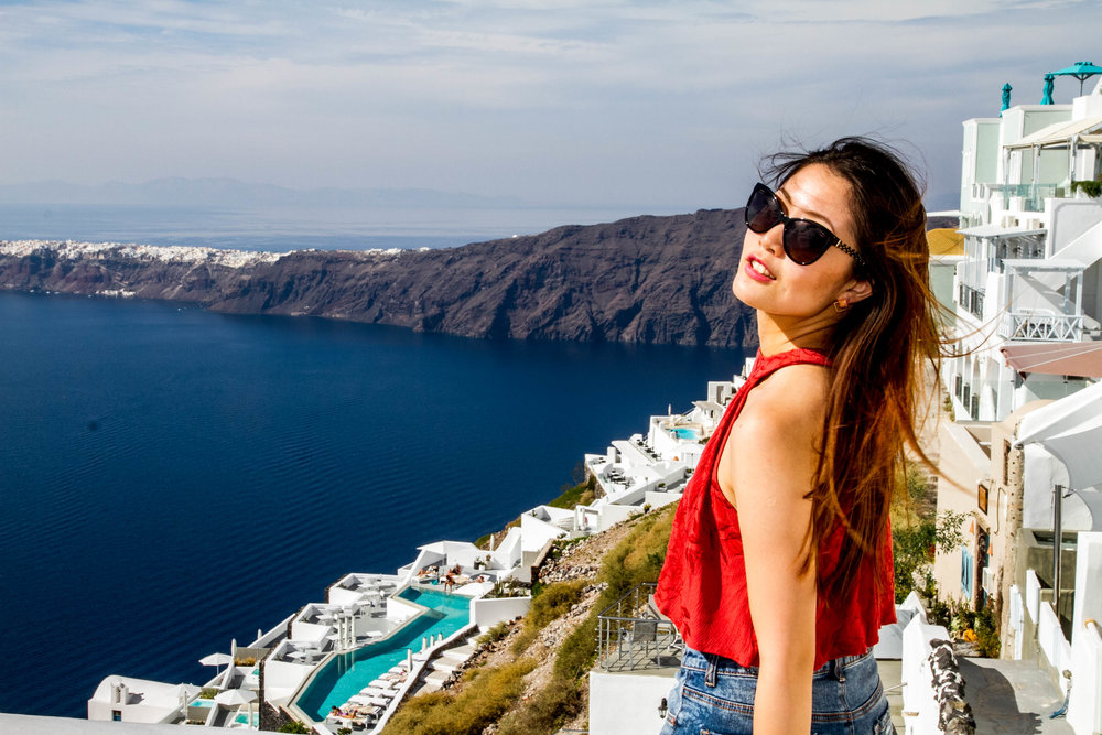 top 10 romantic things to do in santorini