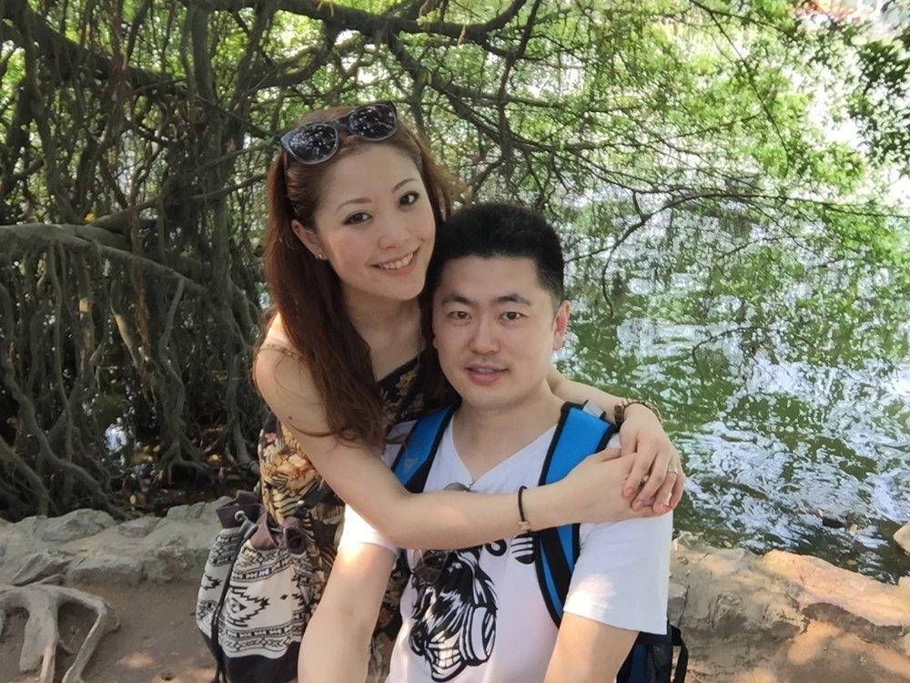 在越南河內,意外發生之前(2015)