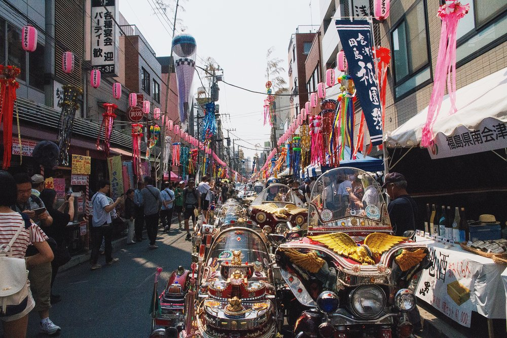 Shimomachi Tanabata Festival