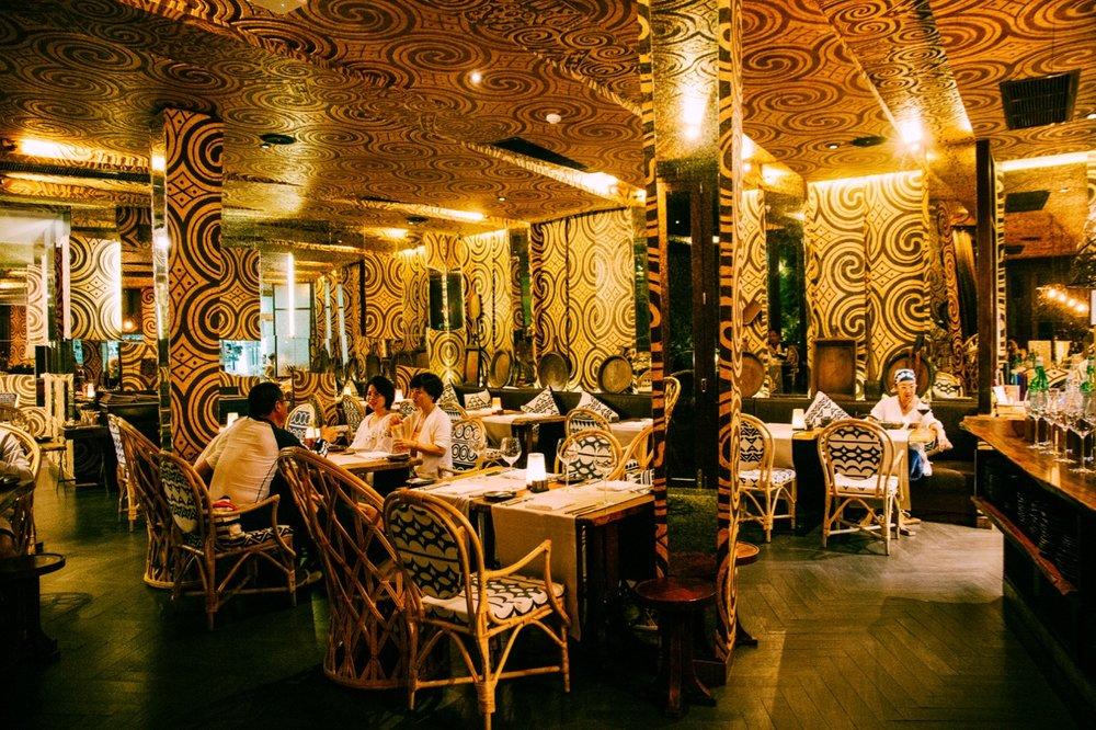 Mala Restaurant提供好吃又健康的三餐