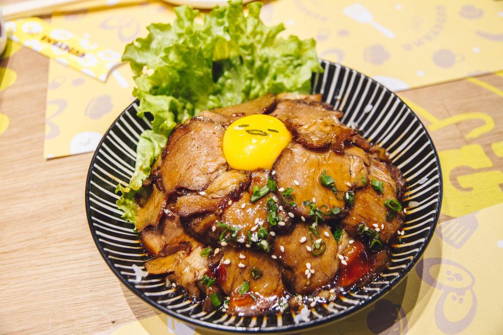 gudetama restaurant shanghai heelsonthego