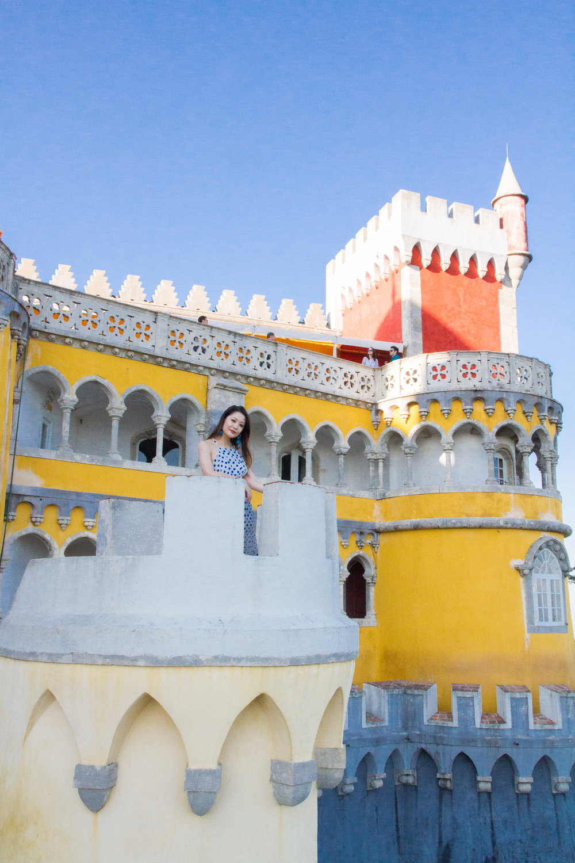 heelsonthego travel sintra castle