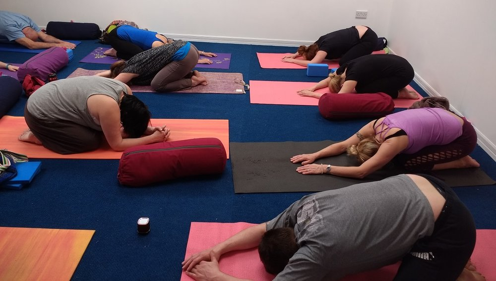 Book your FREE'Find your Bliss'yoga class today! -