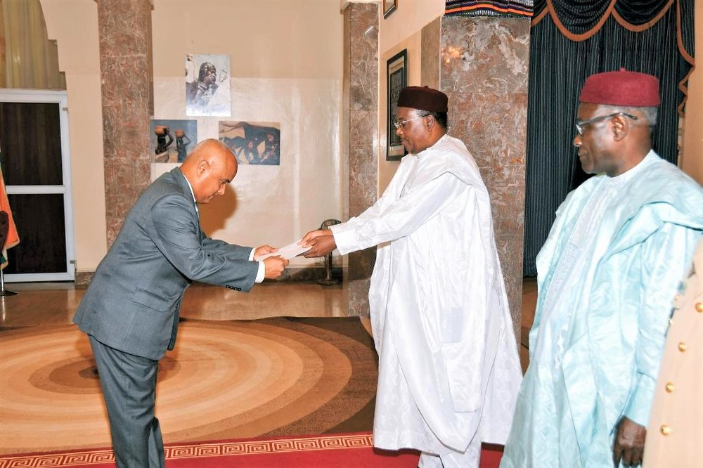 ambassadeurs accrédités  au Niger 1.JPEG