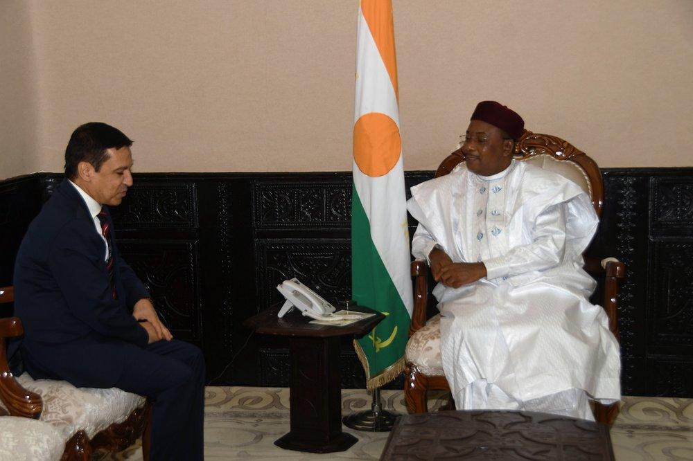 PR avec le chargé d'affaires ambassade libyie 2.JPG
