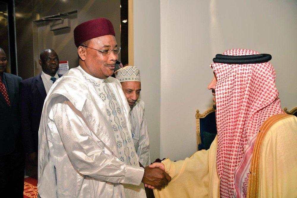 Visite officielle du Président de la République en Arabie Saoudite 2.jpg