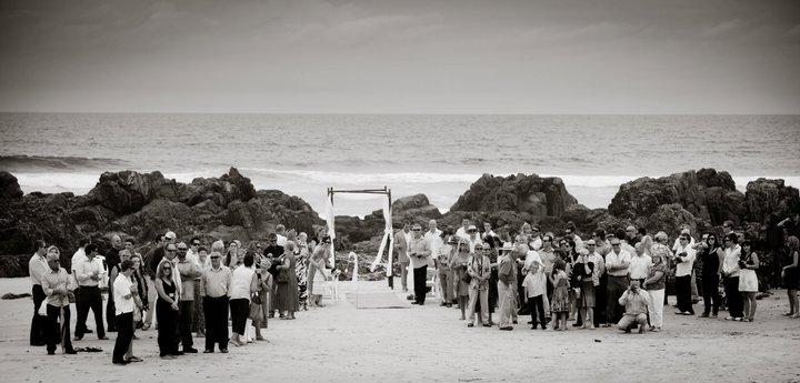 Mid North Coast Wedding, Crescent Head Wedding