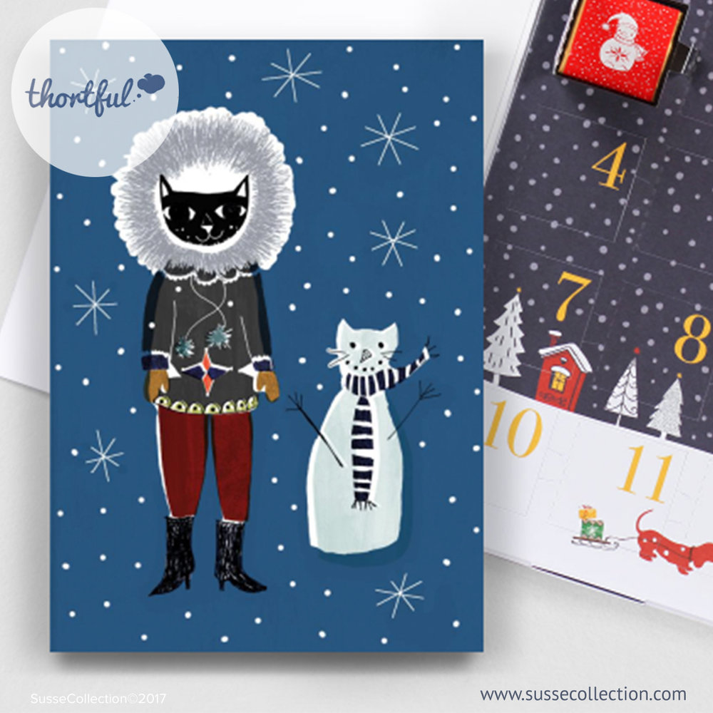 Thortful cards Susse Collection Susse Linton 4