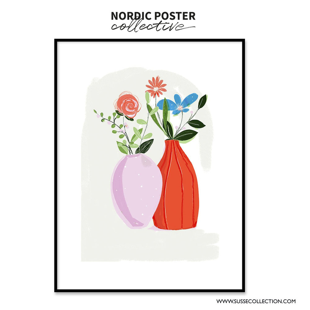 Nordic Poster Collective 2 Susse Collection 6 .jpg