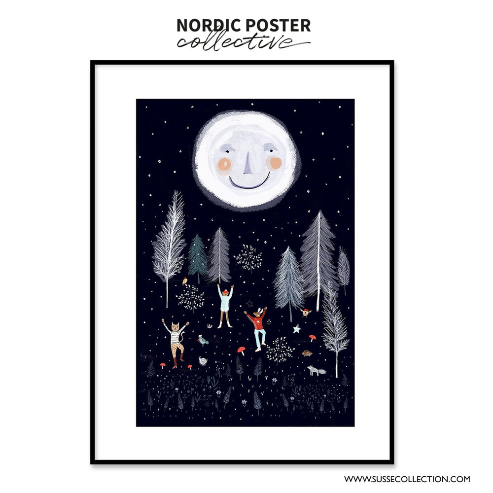 Nordic Poster Collective 4 Susse Collection 2 .jpg
