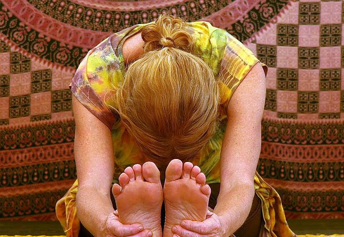 Hatha Yoga by Eve Eichenberger