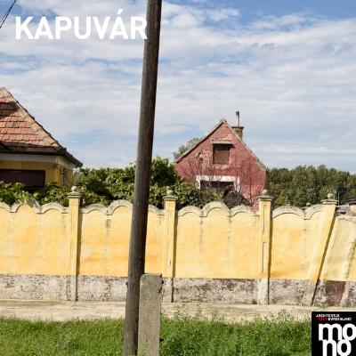KAPUVÁR , erschienen bei ARCHITEKTUR RAUMBURGENLAND in der Serie mono