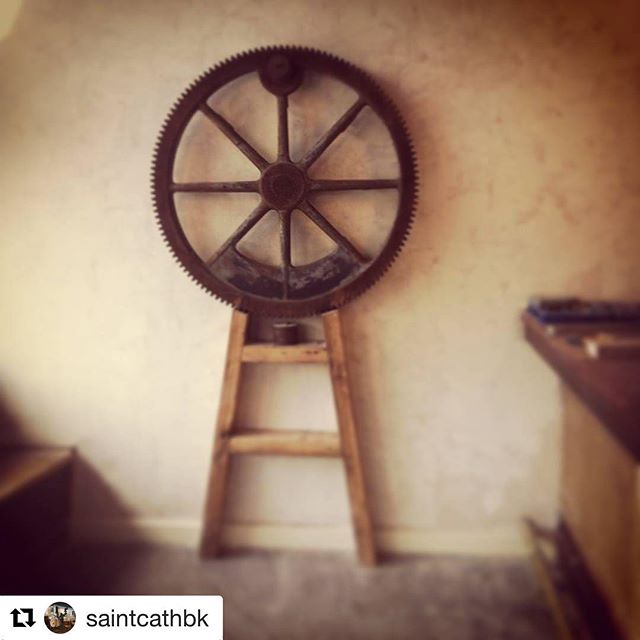 See you back soon! #comeback #Repost @saintcathbk ・・・ As of Friday, May 25th The Saint Catherine will be temporarily suspending service while we revamp our space and our offering.  We look forward to welcoming our regulars and neighbors back for a beverage.  Stay tuned for details.