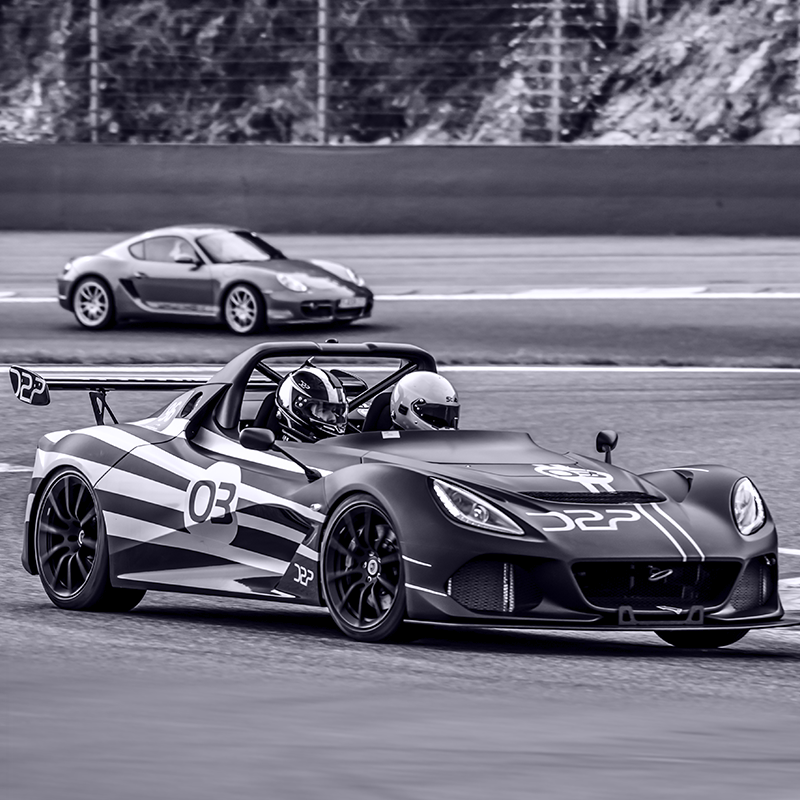 ...taking part in track days or new to the sport? -