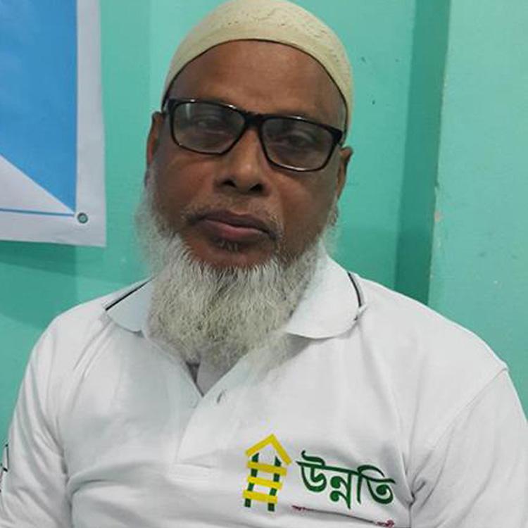Ehtesham Khan Age: 55 Experience: 27 Years