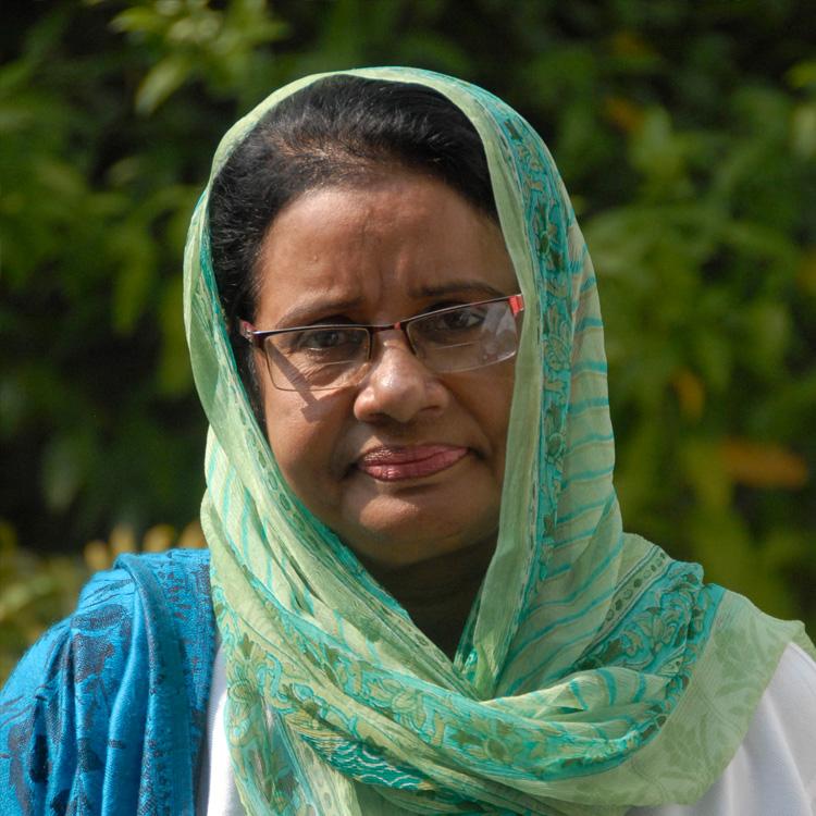 Rashida Begum (DMP) Age: 55 Experience: 27 Years