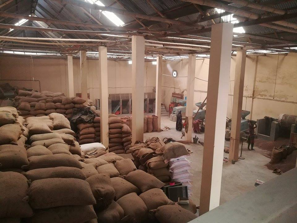 A View Inside the Pulse Mill Towhidul Islam and Prantojon have Collaboratively Established